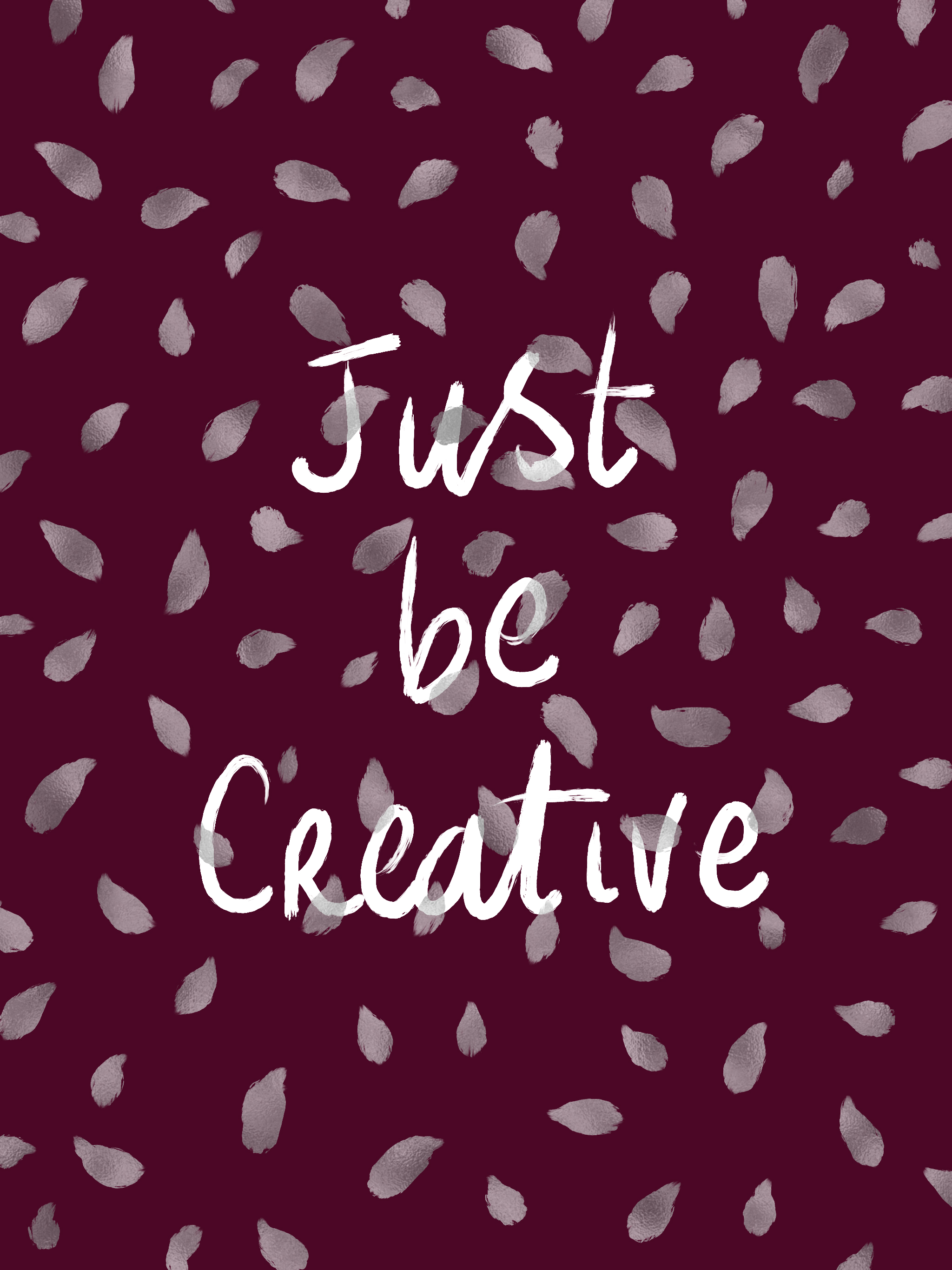 just be creative / www.leysafloresdesign.com.au