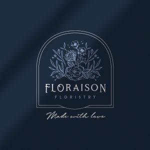Floraison brand design by Leysa Flores