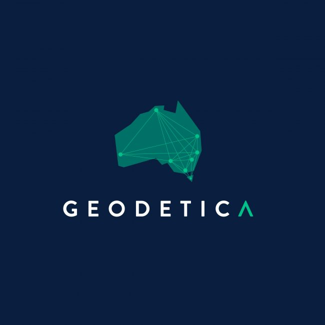 Geodetica brand identity by Leysa Flores